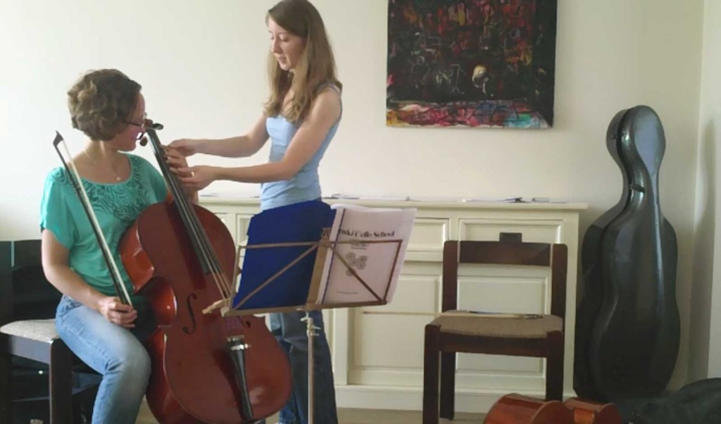 Cello-lesson-teacher-and-student